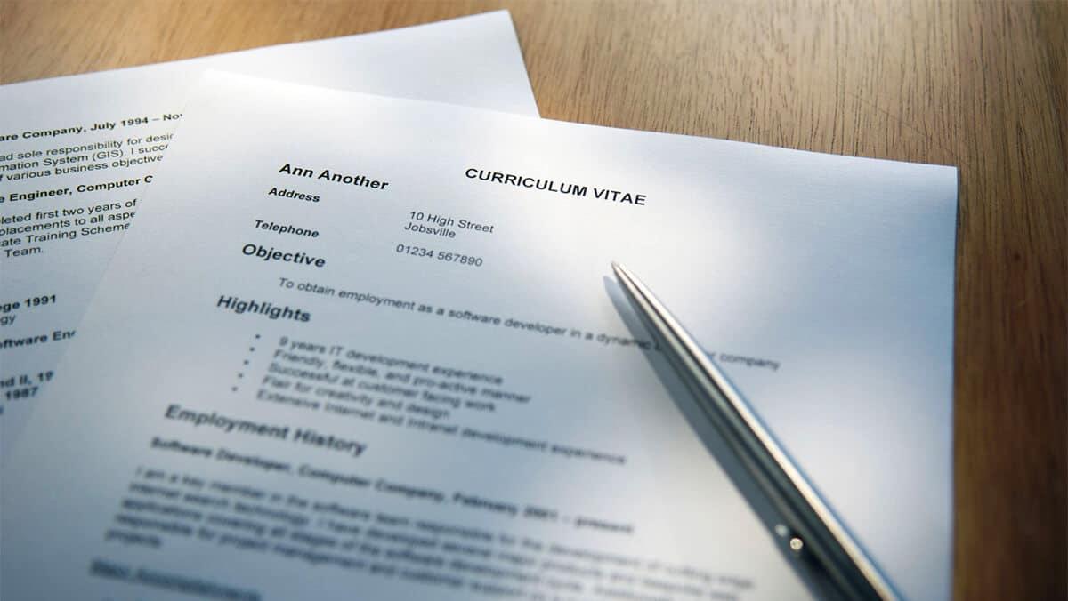 Giv dit CV på engelsk det ekstra kvalitetsløft